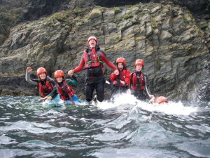 Family_Coasteering